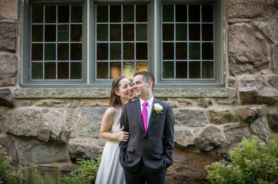 Spring Church Wedding – Kristin & Kyle