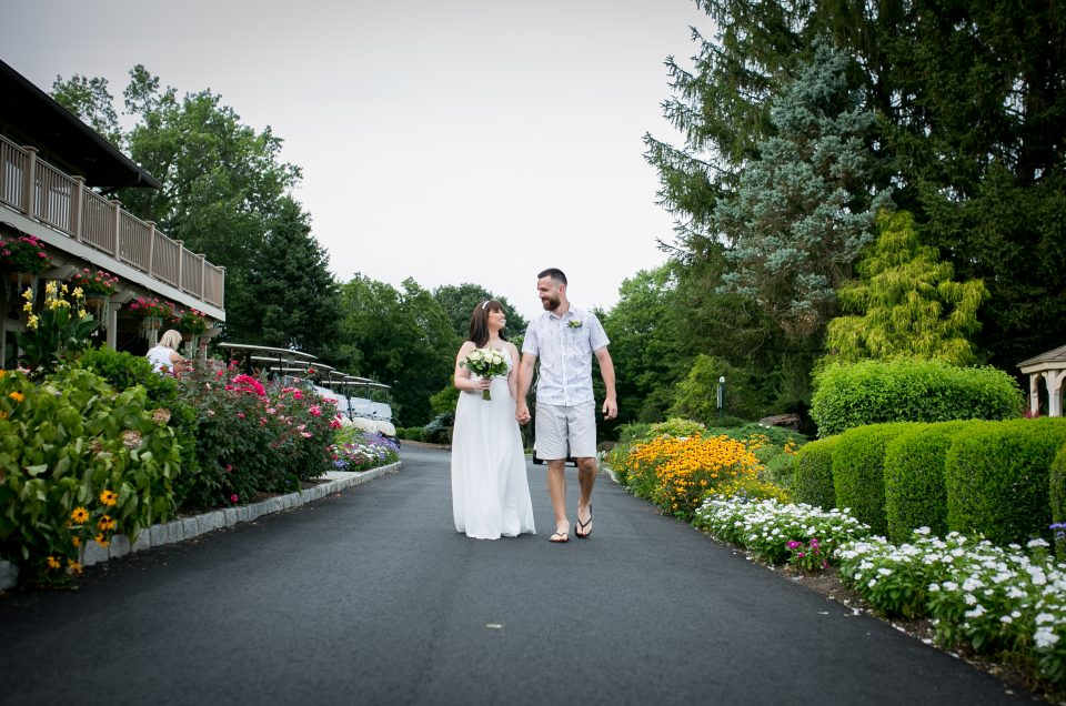 Basking Ridge Country Club Elopement – Whitney & Scott