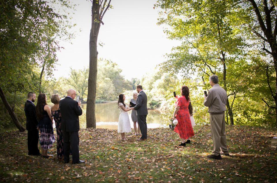 Hillsborough Micro Wedding – Amanda & Eric