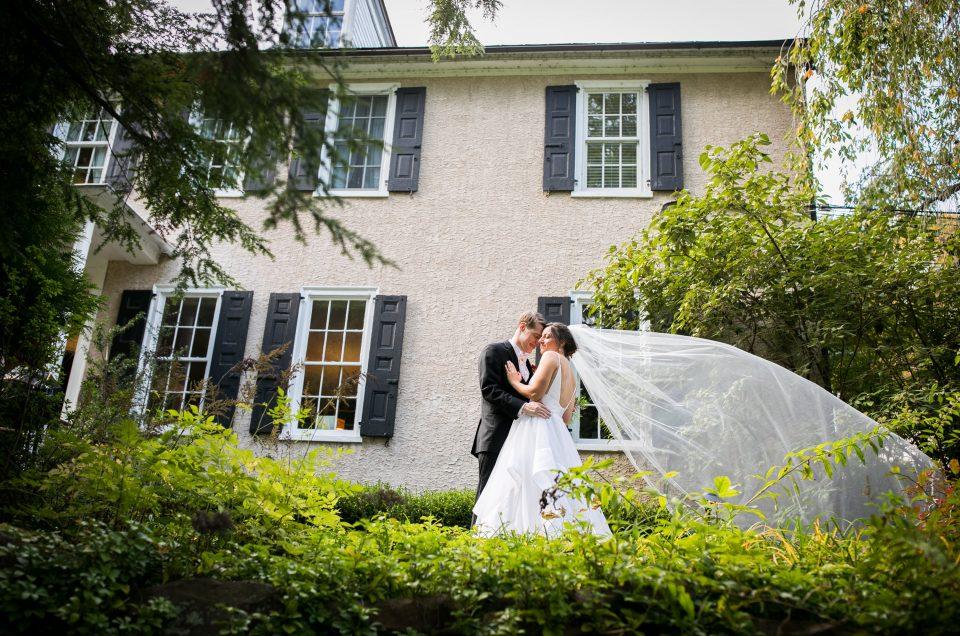 Fall Wedding at HollyHedge Estate – Gabby & Brad