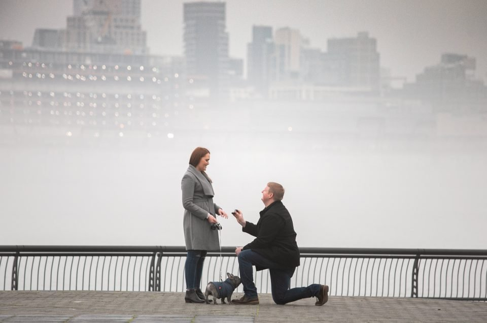 Hoboken Waterfront Proposal – Brian & Megan
