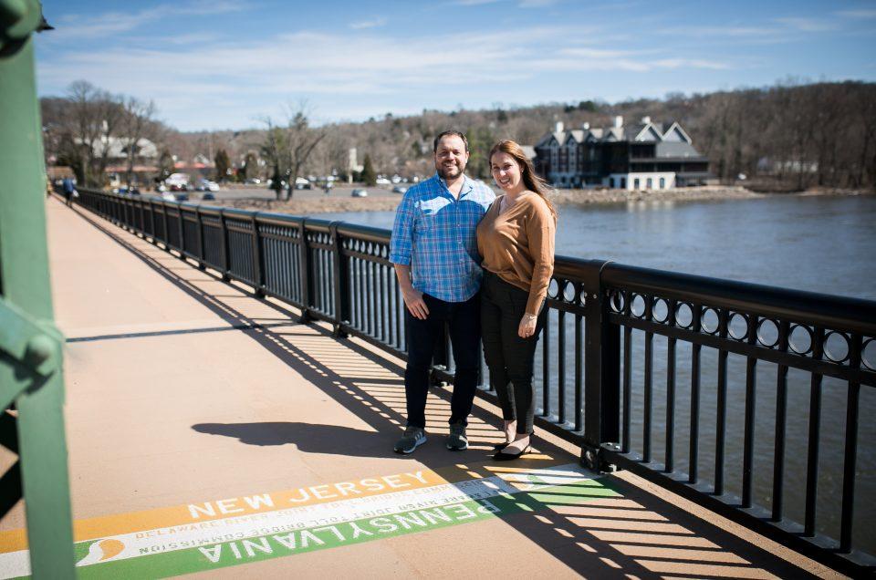 New Hope / Lambertville Bridge Proposal – Joe & Charity