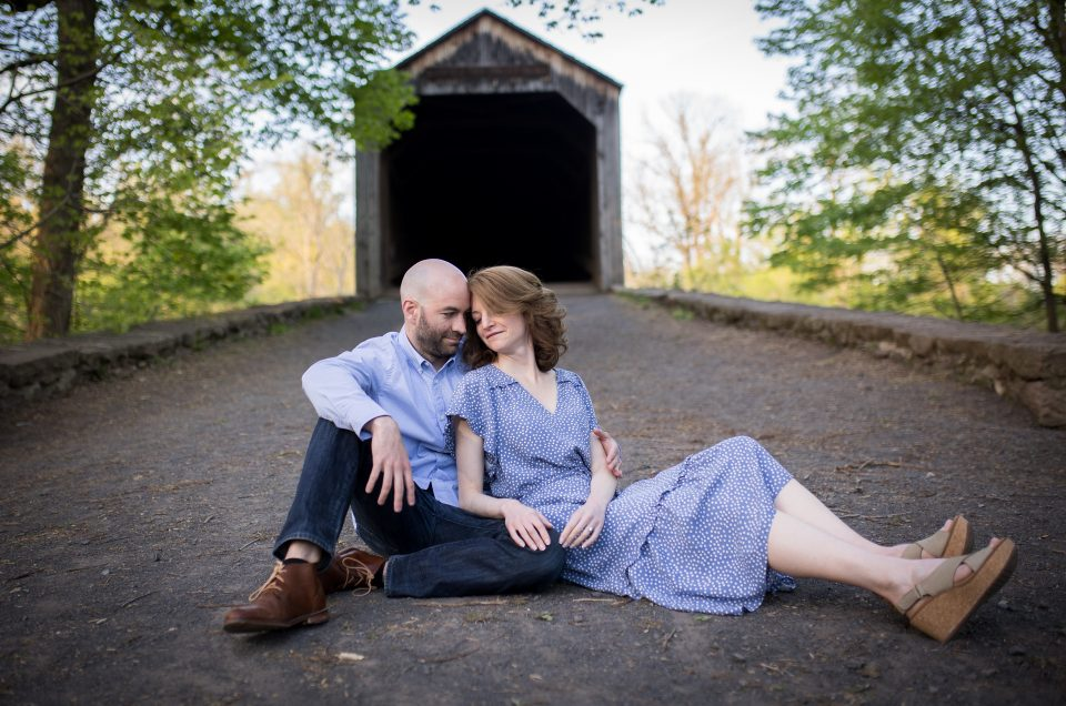 Engagement Session at Tyler State Park – Caitlin & Nick