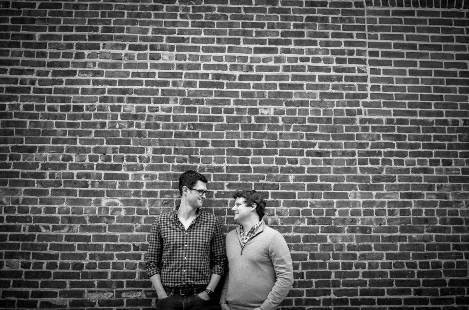 Fall Princeton Engagement – Eric & Scott