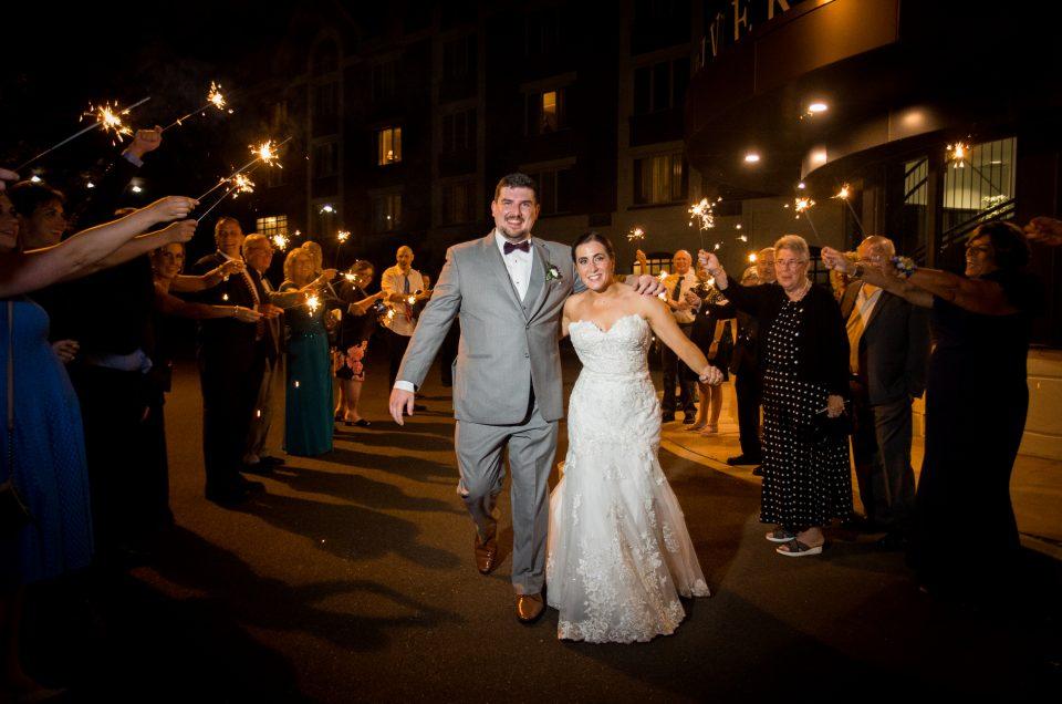 Fourth of July Wedding – Amanda & Patrick